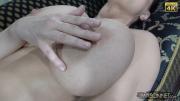 Ewa Sonnet Huge Boobs in a Seethrough Body 007
