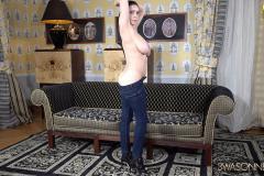 Ewa Sonnet Huge Boobs in a Seethrough Body 010