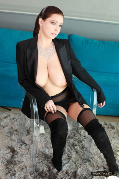 Ewa-Sonnet-Huge-Tits-i-Tight-Business-Jacket-003