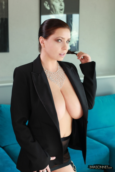 Ewa-Sonnet-Huge-Tits-i-Tight-Business-Jacket-004