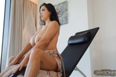 Ewa-Sonnet-Huge-Tits-in-Lacy-Dress-006