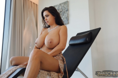 Ewa-Sonnet-Huge-Tits-in-Lacy-Dress-015