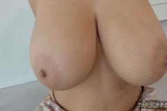 Ewa-Sonnet-Huge-Tits-in-Lacy-Dress-021