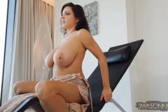 Ewa-Sonnet-Huge-Tits-in-Lacy-Dress-023