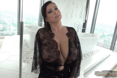 Ewa-Sonnet-Huge-Tits-in-Sexy-Black-Negligee-001