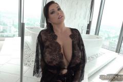 Ewa-Sonnet-Huge-Tits-in-Sexy-Black-Negligee-001