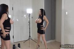 Ewa-Sonnet-Huge-Tits-Sexy-Black-Party-Dress-007