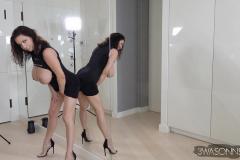 Ewa-Sonnet-Huge-Tits-Sexy-Black-Party-Dress-011