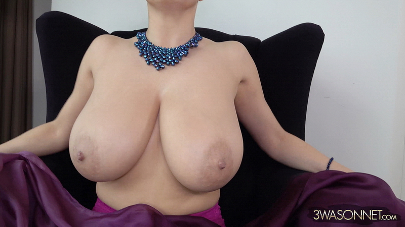 Ewa-Sonnet-Huge-Tits-with-Purple-Veil-009