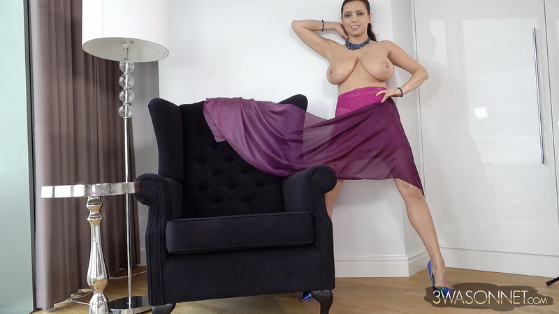 Ewa-Sonnet-Huge-Tits-with-Purple-Veil-010