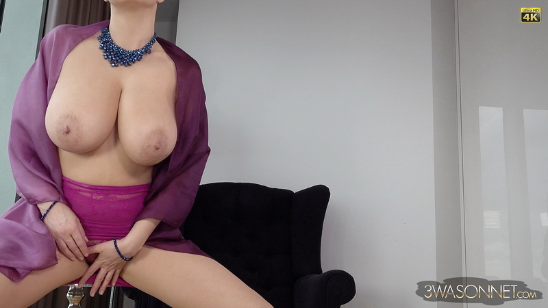 Ewa-Sonnet-Huge-Tits-with-Purple-Veil-017