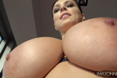 Ewa-Sonnet-Massive-Boobs-Up-Close-and-Personal-009