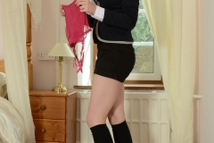 Fawna Latrisch Changes  Knickers at School St MacKenzies 002