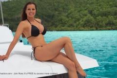 Felicia Hardon Big Tits Bikini Babe 001