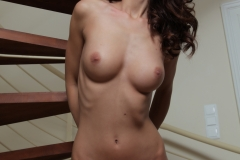 Flora-Big-Tits-on-the-Stairs-for-Photodromm-010