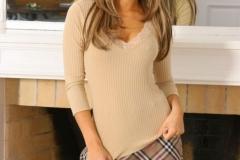 Gemma Massey Big Boobs Short Skirt 01
