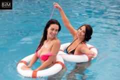 Holly-Peers-and-Kym-Graham-show-Big-Boobs-at-the-Pool-003