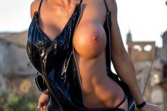 Isabelle Big Boobs naked Puppet on a String for Photodromm 003