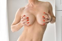 Jessica Big Titted Fir Milf in Red Dress for FTV Milfs 010