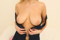 Jessica Cute Nice Tits and Spank Me Knickers 016