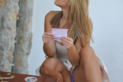 Jodie Gasson Big Tits on Holiday 51