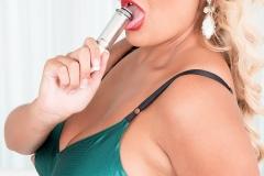 Katie Thornton Huge Boob Nipple Suction Devices 009
