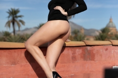 Katya-Big-Tit-Blonde-in-Slinky-Black-Dress-for-Photodromm-018