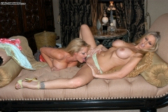 Kelly Madison and Julia Ann in Naked Huge Titfest 010