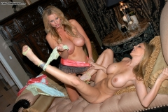 Kelly Madison and Julia Ann in Naked Huge Titfest 012