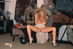 Kelly Madison Huge Tit White Witch in Costume 008
