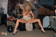Kelly Madison Huge Tit White Witch in Costume 015