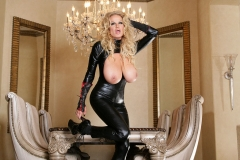 Kelly-Madison-Huge-Tits-in-Latex-Catsuit-06