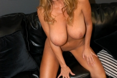 Kelly Madison Huge Tits Pink Silky Lingerie 016