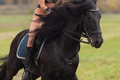 Kitana Lure Big Boob Amazon on a Horse 005