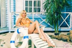 Kitana Lure Big Boobs Naked Beachwear 001