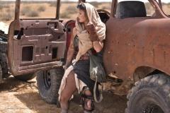 Kleio Valentien Big Tit Desert Lesbian Warrior 008
