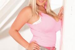Krystal Swift Huge Tit Miniskirt Babe 003
