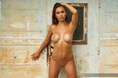 Laureen Perky Naked Boobs for Photodromm 011