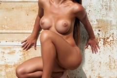 Laureen Perky Naked Boobs for Photodromm 012