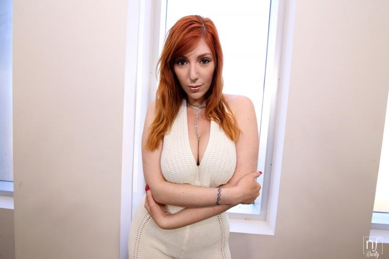 Lauren-Phillips-Big-Tits-in-White-Catsuit-012