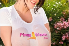 Leanne Crow Huge Tit Wet Tshirt 004