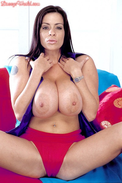 Linsey-Dawn-McKenzie-Huge-Tits-in-Tight-Blue-Top-and-Red-Miniskirt-011