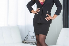 Lisa-Ann-Big-Tits-Very-Tight-Business-Suit-and-Skirt-1001