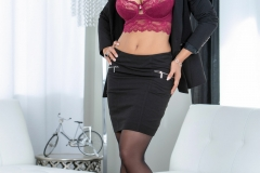 Lisa-Ann-Big-Tits-Very-Tight-Business-Suit-and-Skirt-1004
