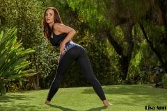 Lisa Ann Big Tits Workout Babe 1005