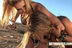 lLlian and Valerie are Big Boob Blondes with Guns for Actiogirls 003
