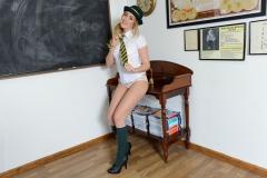 Lucy-Anne Brooks NIce Titis Naughty Schoolgirl 08