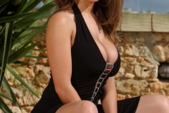 Lucy Pinder Big Tit Beachwear 01