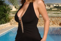 Lucy Pinder Big Tit Beachwear 03