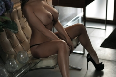 Lucy Pinder Big Tits Arty Shots 08